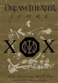 Cover Dream Theater - Score - 20th Anniversary World Tour [DVD]
